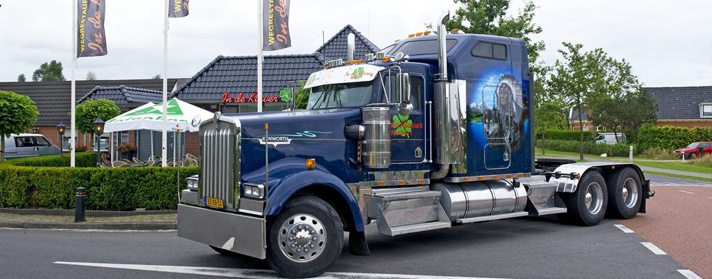 USA Show Trucks